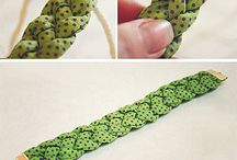 DIY/Crafts: Bracelets / Projects & Inspiration / by Amelia Kleymann
