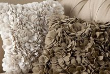 подушки шитье