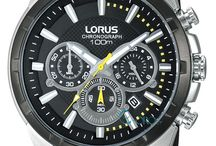 Lorus Watches / View Collection: http://www.e-oro.gr/lorus-rologia/