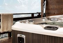 Hot tubs! / Everybody wants a hot tub!