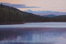 My Available Paintings: Adirondacks / Landscapes and wildlife of New York's Adirondack Mountains.
