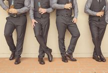 Groomsmen Pictures / by Edith Elle Photography