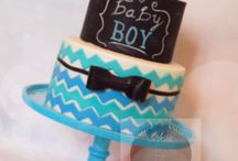 Baby Shower / Different themed baby shower cakes and treats