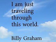 Rev. Billy Graham / Rev. Billy Graham / by Brenda G. Tynes