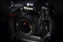 My new Nikon experience! / the new camera