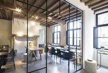 interieur restaurant bar