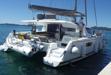 Catamaran Croatia / Catamarans in our feet