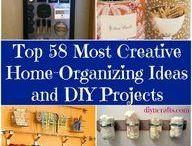 Let's get organized! / by Cheryl Hoffman