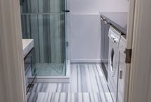 Downstairs bathroom/laundry ideas / Layouts, decoration
