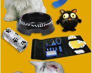 Jouets et articles pour les animaux