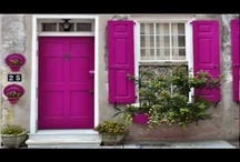 Fuchsia - Plascon Colour Inspiration / February Plascon Colour of the Month 2013 / by Plascon Trends