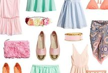 Outfits 2014 summer / #fashion #summer