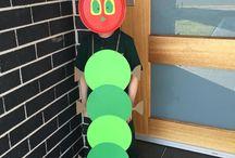 Disfraz caterpillar