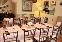 Baby Showers / by Maritha Mitchell