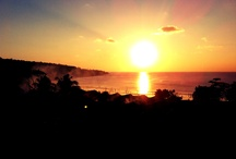 Sunrise - Sunset of Bali / A collection of sunrise and sunset scenery from Bali, with love