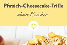Desserts ohne Backen