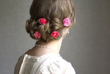 wedding hair / Acconciature da sposa