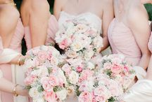 Color scheme/bridesmaids