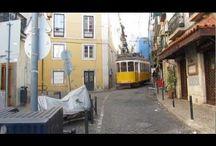 Portugese trams Lisboa / Portugese trams Lisboa, elettrico de Lisboa