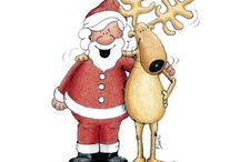 PIUI Christmas ilustrations / PIUI Christmas ilustrations