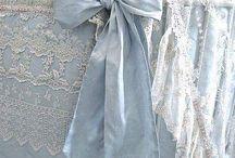 Romantic bleu lace