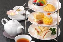 Tea Time / 紅茶大好きです。こんなティータイムに憧れる♪