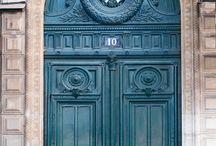 扉 / 装飾いっぱい