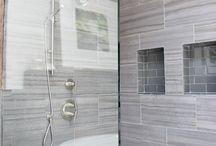 Bathroom Reno / by Brittney Foster