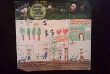 Concurso de dibujo Niños por un Mundo más Verde / Concurso de Dibujo