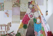 Crochet Teepee