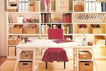 Office/Craft Room / by Alison Edwards