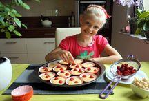 Dzieci gotują/Children cook