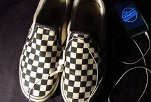 Got my vans on, but they look like sneakers. / by Cassie Marshall