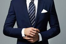 Mens busines suit