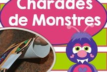 Theme: Monstres/Monsters