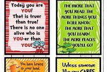 Holidays- Dr. Seuss