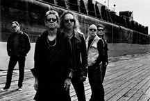 Anton Corbijn - Metallica / Dutch Photographer