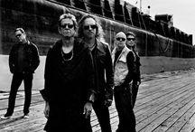 Anton Corbijn - Metallica / Dutch Photographer