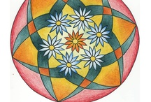Mandala / You can see my mandalas in this board. Do you like it? :-)