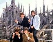 { beatles } / The Beatles made my life colorful