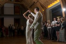 Romantic first dances at The Rippon Hall / Romantic first dances at The Rippon Hall