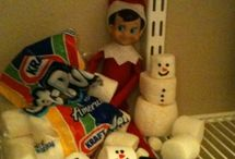Elf on the shelf ideas / by Tlynn Richmond