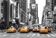 New York as I see it / by Petri Olderhvit