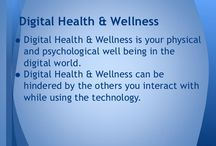 DIGITAL HEALTH / HEALTH AND WELL BEING