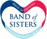 H4H Band of Sisters / The Help for Heroes Band of Sisters is open to loved ones, both male and female, who care for those who have suffered a life-changing injury or illness whilst in Service since 2001.