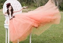 Big Hat Fascination / Just a lil inspiration board for Vanessa's Bridal Shower Afternoon Tea / by Hillary Jeanne