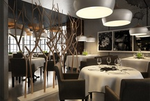 Restaurant #ideas #inspirations #interiors / All things a la bistro...