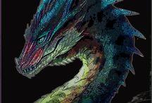 Drachen - dragon