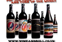 Rock and Metal Wines / Beverage sortiment from rock/metal bands. Which one is your 'must have' item?