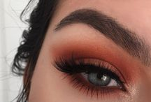 Warm Tone Eye Looks